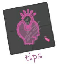 ga naar tips van stap 2