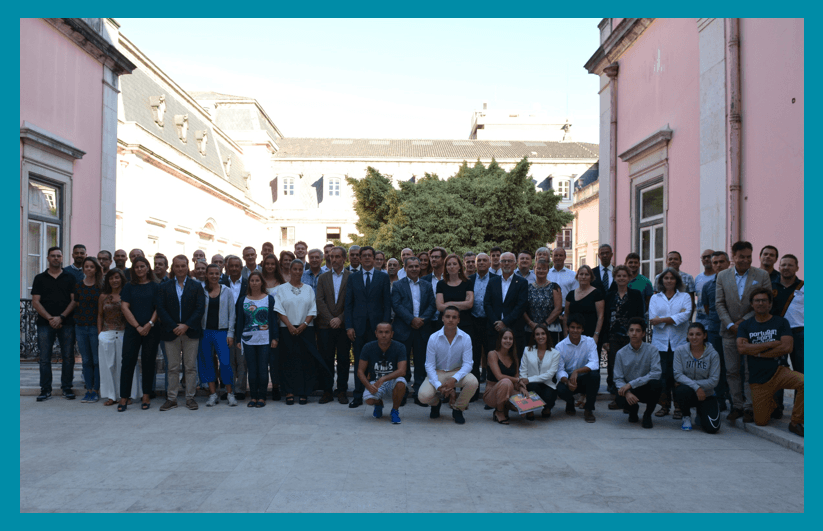 National meeting Portugal group picture