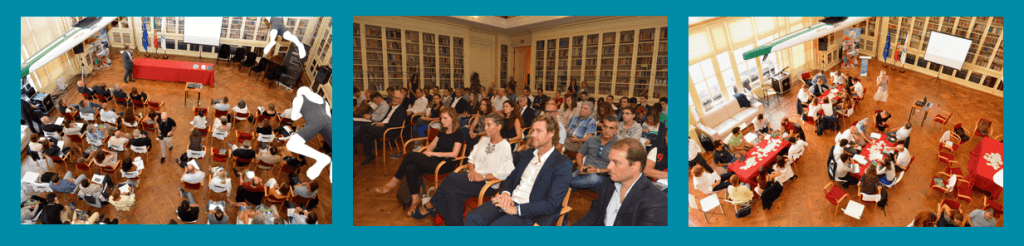 compilation of pictures of the National Meeting Portugal 19 September 2018
