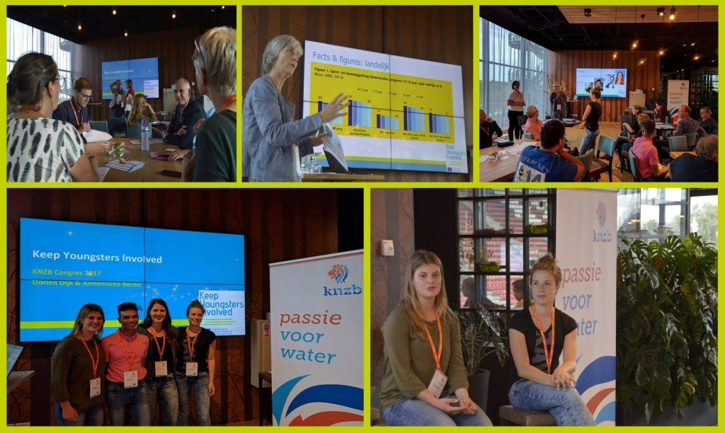 Compilation of pictures of the national meeting Netherlands, KNZB Congres, September 2017