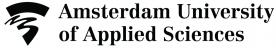 logo Amsterdam University of applied sciences